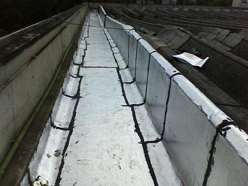 Impermeabilização Manta Asfáltica