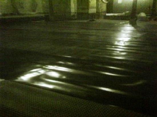 Impermeabilização com Manta PVC